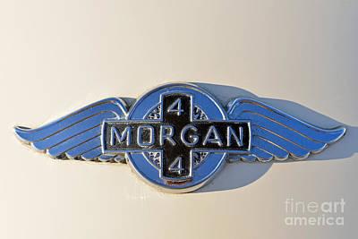 Coupe Photograph - 1975 Morgan 4/4 1600 by George Atsametakis
