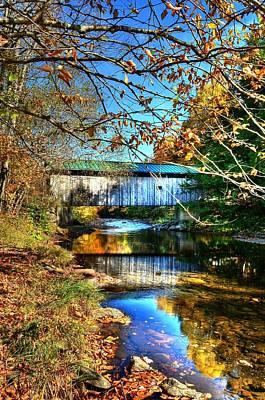 Photograph - Morgan Bridge by John Nielsen