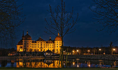 Photograph - Moritzburg Castle by Robert Culver