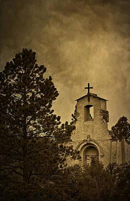 Trinidad Colorado Photograph - Morley Church by Priscilla Burgers