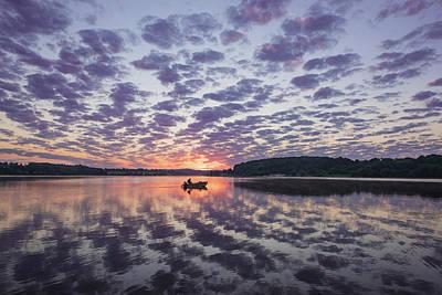 Fishermen Photograph - Morning by ??? / Austin