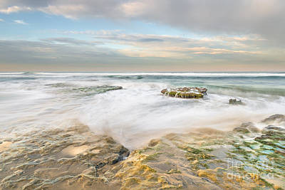 Photograph - Morning At Tabletop Reef by Alexander Kunz