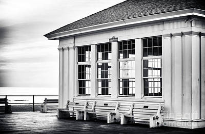 Photograph - Morning At The Shore by John Rizzuto