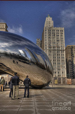 Photograph - Morning Bean by David Bearden