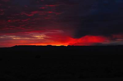Photograph - Morning Blaze by Gene Sherrill