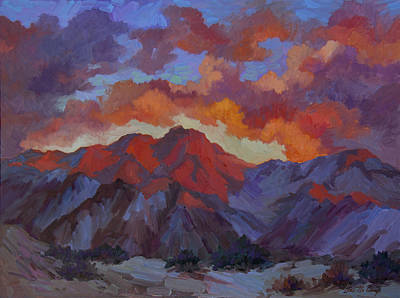 Daybreak Painting - Morning Breaks by Diane McClary