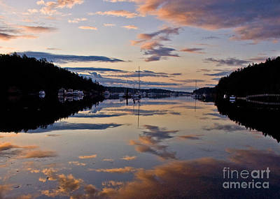Photograph - Morning Calm by Chuck Flewelling