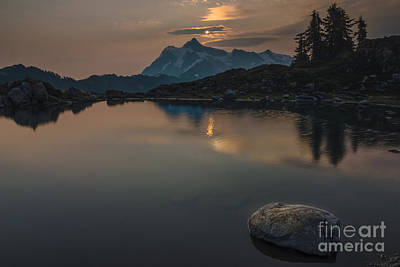 Photograph - Morning Calm by Gene Garnace