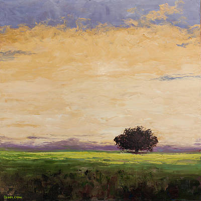 Painting - Morning Clouds by Glenda Cason