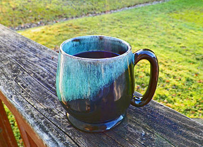 Photograph - Morning Coffee by Seth Shotwell
