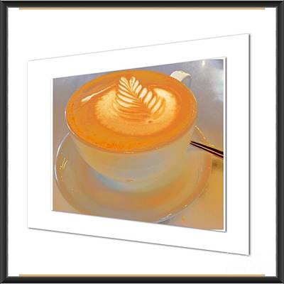 Photograph - Morning Coffee by Susan Garren
