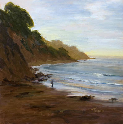 Painting - Morning Contemplation by Timon Sloane