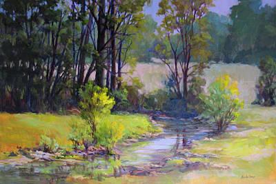 Painting - Morning Creek by Marsha Savage