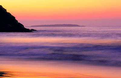 Photograph - Morning Dream Singing Beach by Michael Hubley