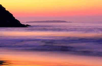 Morning Dream Singing Beach Art Print