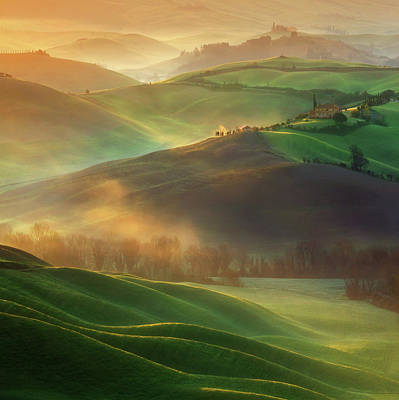 Beginnings Photograph - Morning Dreams by Krzysztof Browko