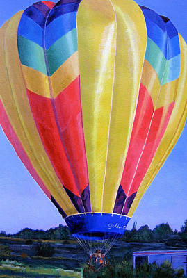 Painting - Morning Flight by Lynne Reichhart