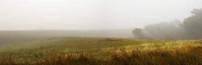 Barbara Smith Photograph - Morning Fog by Barbara Smith