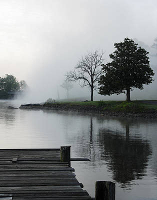 Photograph - Morning Fog by Carol Erikson