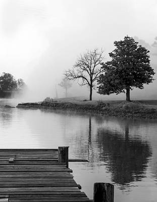 Photograph - Morning Fog II by Carol Erikson