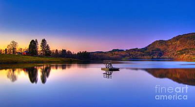 Panoramic Images - Morning Glory.. by Nina Stavlund