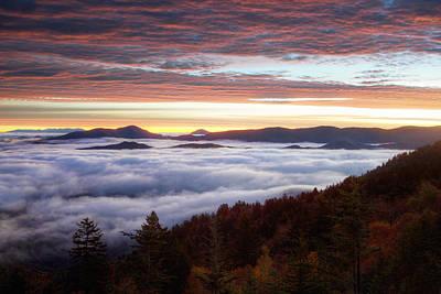 Photograph - Morning Glow by Aaron Morgan