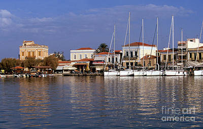 Photograph - Morning In Aegina by Paul Cowan