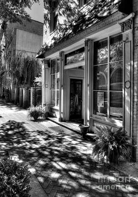 Photograph - Morning In Paducah 2 Bw by Mel Steinhauer