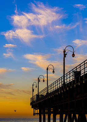 Photograph - Morning In Santa Monica by Joe Doherty