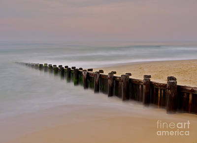 Photograph - Morning Jetty by Mark Miller