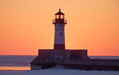 Duluth Photograph - Morning Light by Alison Gimpel