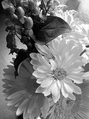 'morning Light Bouquet' Art Print