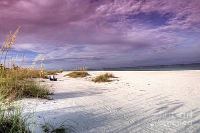 Photograph - Morning Light On St. Pete Beach  by Liane Wright