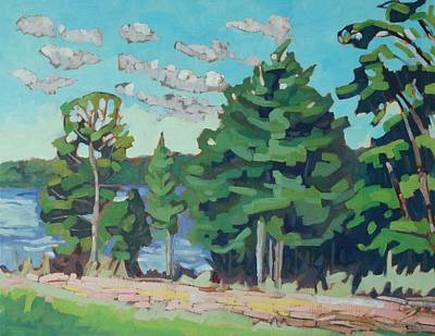 Commission Painting - Morning Light by Phil Chadwick
