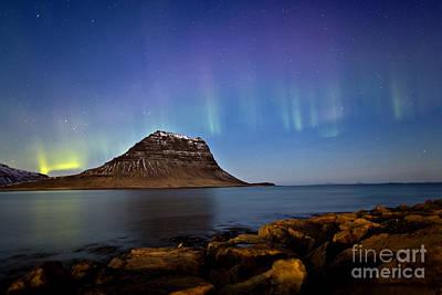 Photograph - Morning Lights by Roddy Atkinson