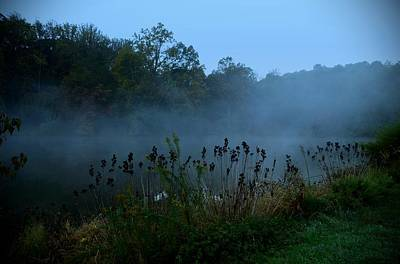 Photograph - Morning Mist by Angie Tirado