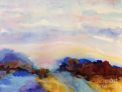 Painting - Morning Mist by Joanne Killian