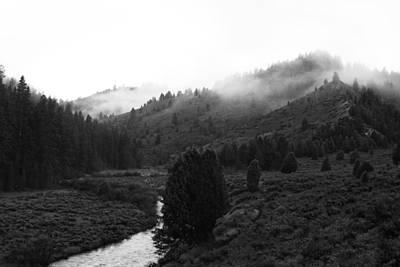 Photograph - Morning Mist by Jon Emery