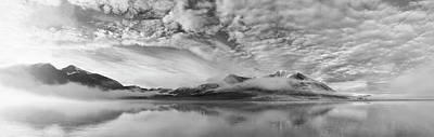 Panorama Wall Art - Photograph - Morning Mist by Marloes Van Pareren