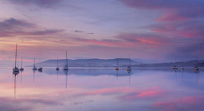 Pastel Colors Photograph - Morning Mood by Max Witjes