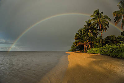 Water Photograph - Morning On Molokai by Alan Kepler
