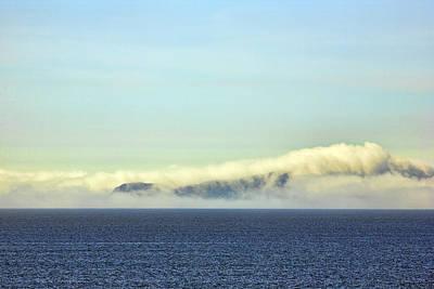 Horizon Photograph - Morning On The Coronados by Hugh Smith