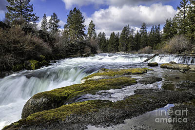 Photograph - Morning On The Deschutes by Stuart Gordon