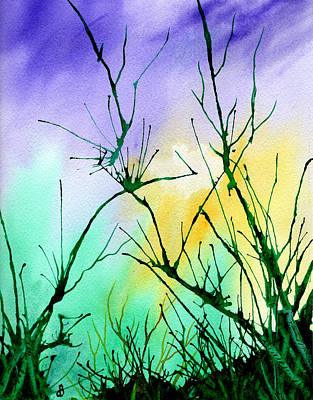Painting - Morning On The Marsh by Brenda Owen