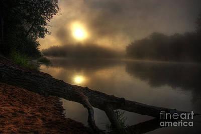 Minnesota Landscape Wall Art - Photograph - Morning Peace by Wayne Moran