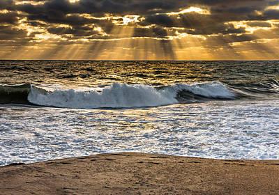 Dean Martin Photograph - Morning Rays by Dean Martin