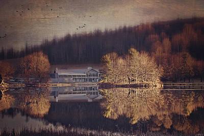 Kathy Jennings Photograph - Morning Reflections by Kathy Jennings