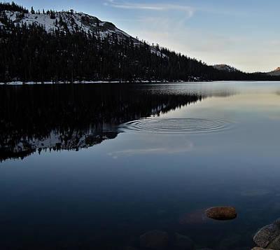 Carter Lake Photograph - Morning Ripples by See My  Photos