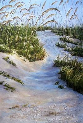 Painting - Morning Shadows by Mary McCullah