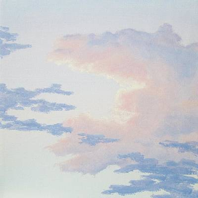 Painting - Morning Sky by Anna Bronwyn Foley